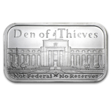 Silver Shield (Silver Bars)